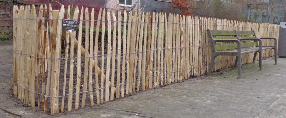 Natuurhout   Kastanjehout   Treillages   Kastanjehout   Rasterwerk   Afsluiting   Franse poorten
